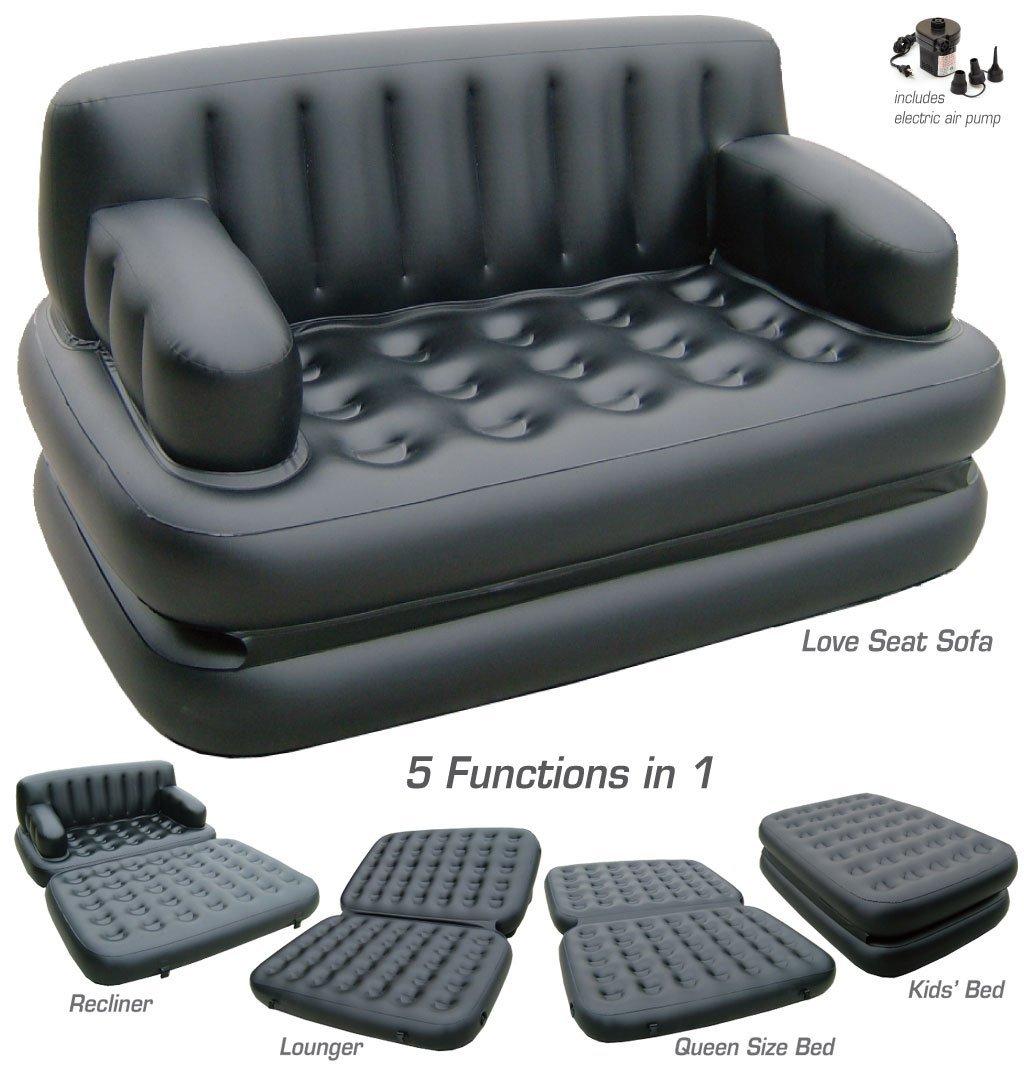 5 In 1 Air Sofa Bed In Nepal Air Sofa Sofa Bed Buy Sofa Online Air Bed